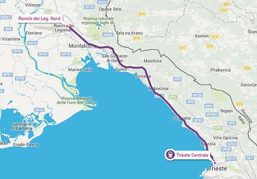 Kako Do Aerodroma U Italiji Tripologia