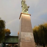 I Pariz ima Kip Slobode