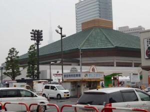 Ryogoku Kokugikan, Sumo arena i muzej