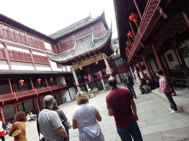 Yu Yuan Garden, tradicionalni koncert