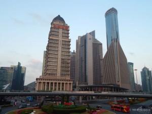Pudong, Lujiazui, sjaj i bogatstvo nove Kine