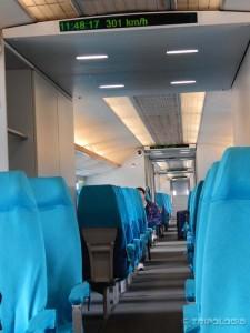 Maglev vlak, odlazak na aerodrom sa 300 km/h, u idealno vrijeme ide 430 km/h