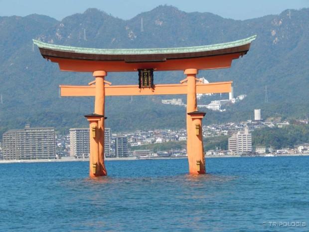 Miyajima - Torii vrat