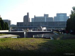Peace Park, i Hiroshima Peace Memorial Museum
