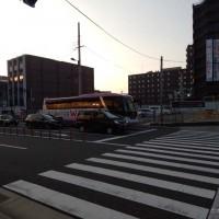 Naš Willer bus, rano jutro - Kyoto
