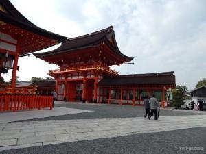 Fushimi-Inari-Taisha hram