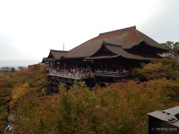 Kiyomizu-dera hram