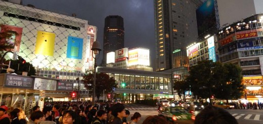 Shibuya crossing, na jedan interval zelenog pređe i do 3000 ljudi