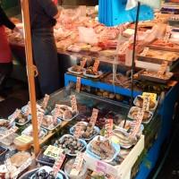 Tsukiji fish market, ovdje možete kupiti sve što postoji u moru