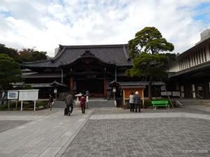 Sengakuji hram, mjesto gdje je pokopano 47 Ronina