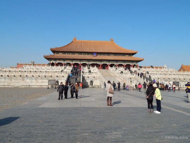 Peking - Zabranjeni grad, Hall of Supreme Harmony
