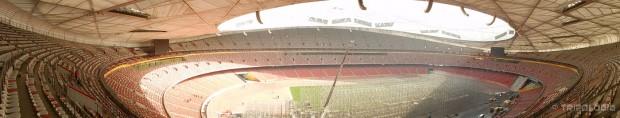 Ptičje gnijezdo, ogroman olimpijski stadion
