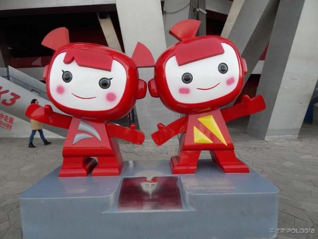 Maskote Olimijskih igara 2008. u Pekingu