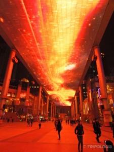 The Place, jedan od najvećih ekrana na svijetu