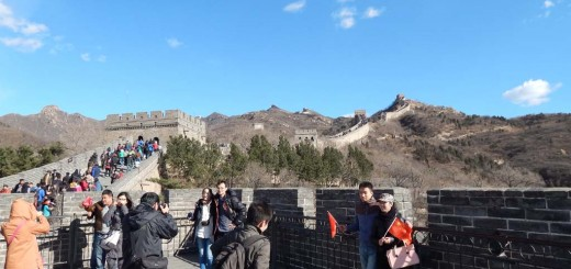 Kineski Zid, najveća ljudskom rukom napravljena građevina na svijetu