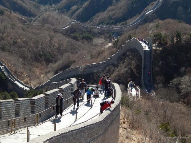 Kineski Zid, dionica Badaling