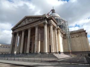 Panthéon, grobnica francuskih velikana