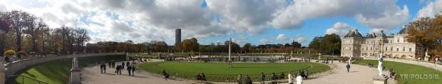 Jardin du Luxembourg, još jedan od prelijepih, povijesnih parkova Pariza