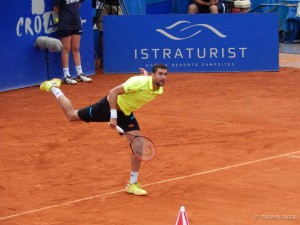 Marin Čilić u polufinalu protiv Tommyja Robreda
