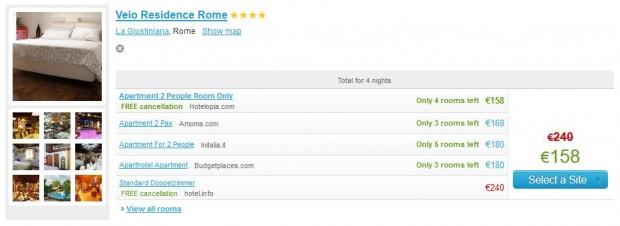 Rim, Veio Residence Rome****