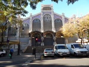 Mercado Central jedna od najstarijih tržnica u Europi, nalazi se pored našeg stana