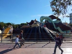 Guliver je veliko igralište za djecu