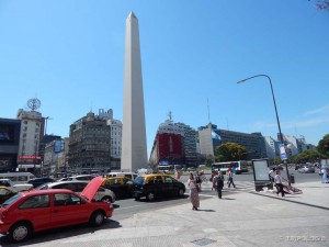 Avenida de 9 Julio - najšira avenija na svijetu