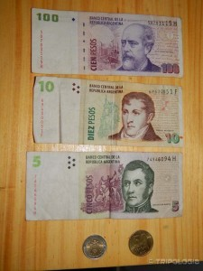 Argentinski pezosi