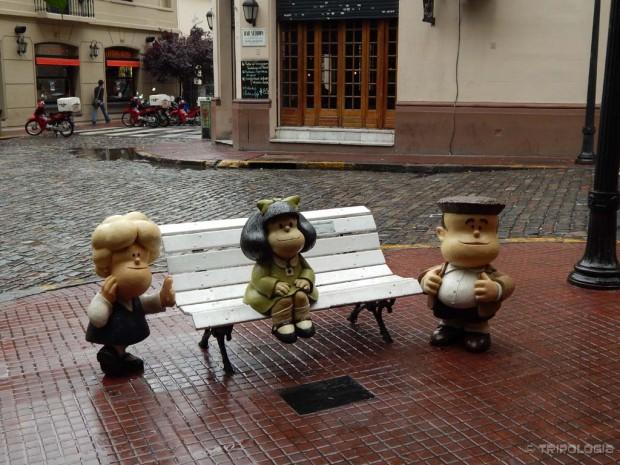 Mafalada, simpatični crtani lik nastao u Argentini