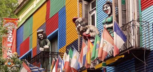 Buenos Aires je grad optimizma - šareni svijet La Boce