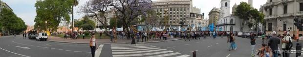 Četvrtak je u Buenos Airesu dan za proteste - Plaza de Mayo