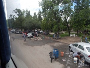 Autopraonice na argentinski način