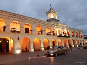 Cabildo nekada gradska vijećnica a danas povijesni muzej