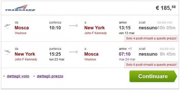 Moskva >> New York >> Moskva