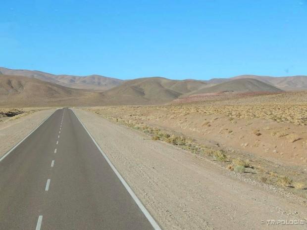 Atacama - dobro došli u pustinju