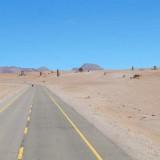 Beskrajna pustinja Atacama