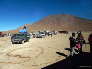 Granični prijelaz između Čilea i Bolivije