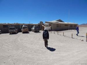 """Ulaz u nacionalni park """"Parque Nacional de Fauna Andina Eduardo Avaroa"""""""