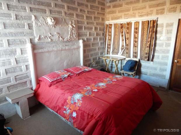 Naš slani kutak - Hotel de sal Tambo Loma, u potpunosti napravljen od soli