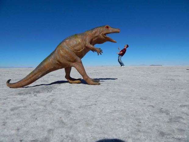 Napad dinosaura