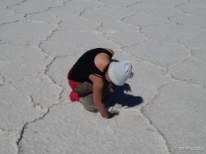 U potrazi za kristalima soli