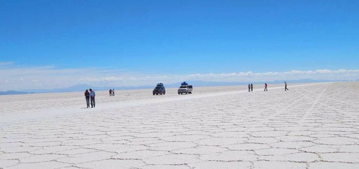 Salar de Uyuni - najveće slano jezero na svijetu
