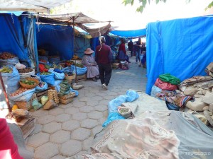 Uyuni - tržnica