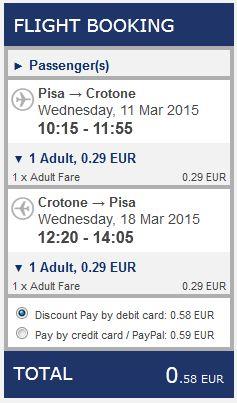 Pisa >> Crotone >> Pisa