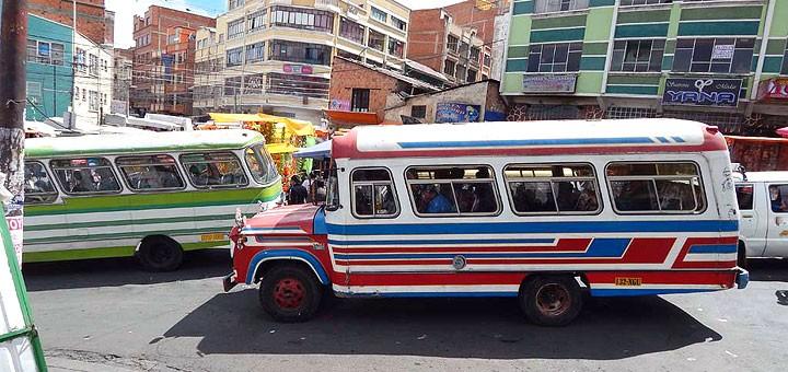 La Ciudad de Nuestra Señora de La Paz - živopisni kaos metropole
