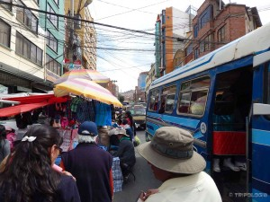 Pješačka staza je rezervirana za tezge a vaše mjesto je na cesti sa autobusima, autima, biciklima...