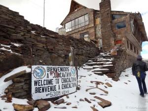 Skijaški centar na 5.300 metara