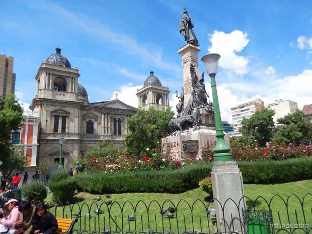 Plaza Murillo je najljepši gradski trg