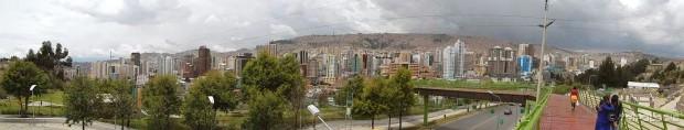 Panorama La Paza