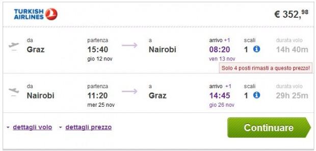 Graz >> Nairobi >> Graz